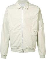 John Elliott - classic collar bomber jacket - men - Cotton - M