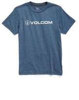 Volcom Euro Pencil Graphic T-Shirt (Toddler Boys, Little Boys & Big Boys)