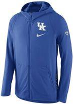 Nike Men's Kentucky Wildcats Hyperelite Full-Zip Fleece Hoodie
