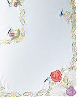 "Sferra Springtime 72"" x 126"" Tablecloth & 12 Napkins"