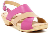 Dansko Lindy Two-Tone Sandal
