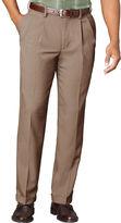 Van Heusen No-Iron Extender Pleated Pants - Big & Tall