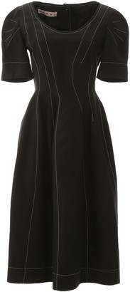 Marni Dress With Stitching