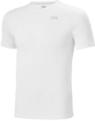 Helly Hansen Lifa Active Solen T-Shirt (White) Men's Clothing