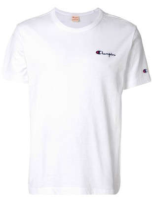 Champion logo-print T-shirt