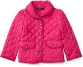 Ralph Lauren Diamond-Quilted Jacket, Toddler & Little Girls (2T-6X)