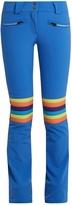 PERFECT MOMENT Aurora flared ski trousers