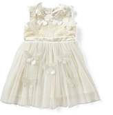 Copper Key Baby/Little Girls 12 Months-6 Butterfly Lace/Tulle Dress