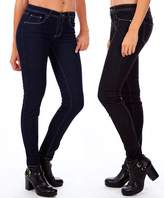 Dinamit Jeans 2 Pack Dinamit's Juniors Legging Jean