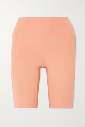 Girlfriend Collective Bike Stretch Shorts - Pink