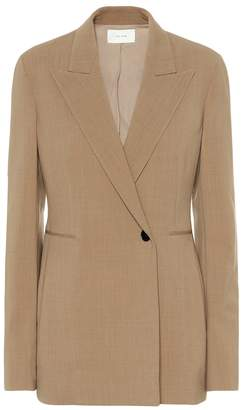 The Row Ciel wool blazer