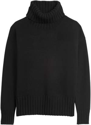 Banana Republic Petite Chunky Turtleneck Sweater
