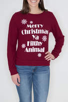 Triumph Merry Christmas Sweatshirt