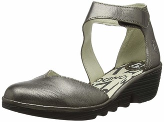 Fly London Women's Pats801fly Closed Toe Sandals