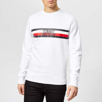 Tommy Hilfiger Men's Tommy Logo Sweatshirt