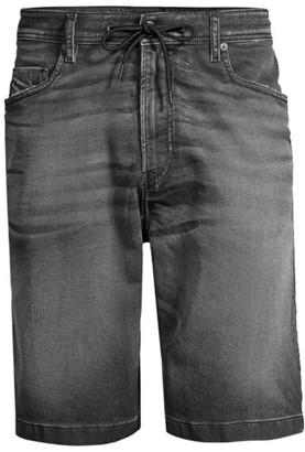 Diesel Willoh Denim Shorts