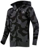Nike Boy's Jordan Flight Fleece Full Zip Hoodie