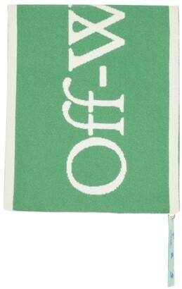 Off-White Logo scarf