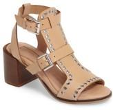 Topshop Women's Vienna Grommet Sandal