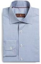 Robert Talbott Men's Tailored Fit Check Dress Shirt