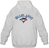 Sune Men's Blue Jays Baseball 2015 Postseason Hood