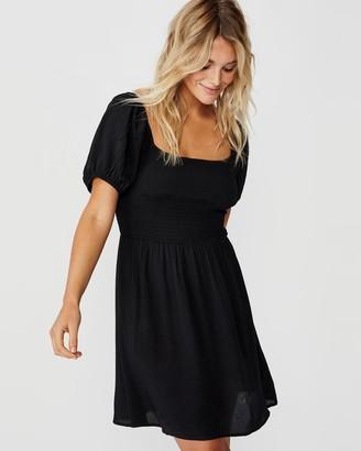 Cotton On Woven Molly Prairie Mini Dress