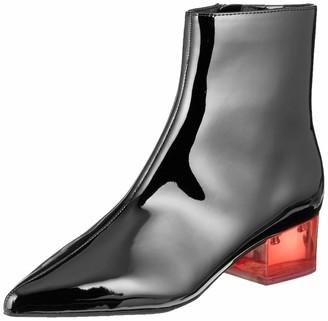 Jeffrey Campbell Women's 4-Luminous L Ankle Boots
