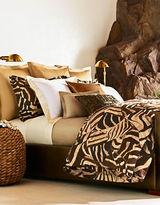 Ralph Lauren Victoria Falls Zebra Duvet Cover