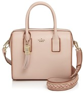 Kate Spade Rynetta Leather Satchel