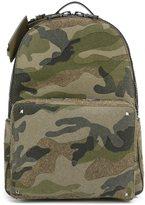 Valentino Garavani 'Rockstud' camouflage backpack