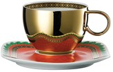 "Marc O'Polo Rosenthal Meets Versace Versace by Rosenthal ""Marco Polo"" Combi Saucer"