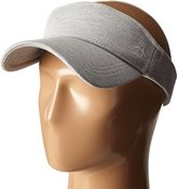 Original Penguin Men's Cut and Sew Stretch Fit Visor