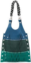 Sonia Rykiel laser cut shoulder bag