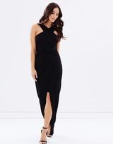Forcast Anna Twist Maxi Dress
