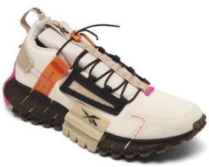 Reebok Men's Zig Kinetica Edge Running Sneakers from Finish Line