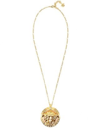 Versace Medusa Keros Long Necklace
