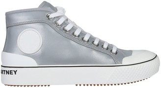 Stella McCartney Sneakers With Laces And Logo