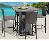 Tegan Sol 72 Outdoor 5 Piece Bar Dining Set Sol 72 Outdoor