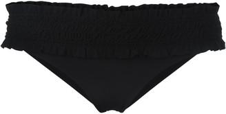 Tory Burch 'Smocked hipster' bikini bottom