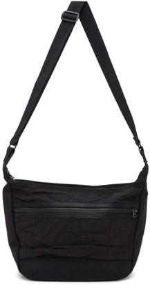 Master-piece Co Black Rebirth Project Edition Canvas Messenger Bag