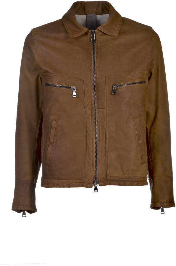 Orciani High Colored Jacket