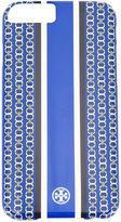 Tory Burch Gemini Stripe iPhone 6 case - women - PVC - One Size