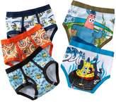 SpongeBob Squarepants Boys 4-8 5-pk. Briefs
