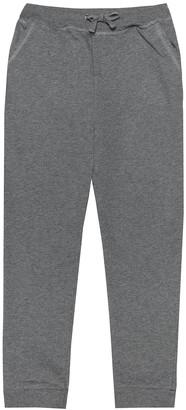 Bonpoint Cotton-jersey trackpants