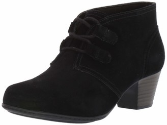 Clarks Women's Valarie Code Ankle Boot