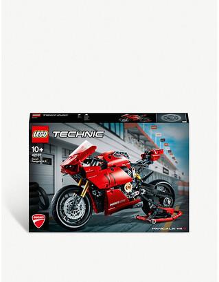 Lego Technic 42107 Ducati Panigale V4 R set