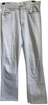 Eve Denim Blue Cotton Jeans for Women