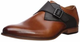 Stacy Adams Men's Sutcliff Plain Toe Monk Strap Loafer