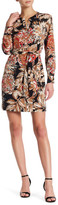 Trina Turk Janny Long Sleeve Floral Dress