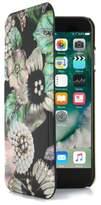 Ted Baker Clarna Iphone 6/6S/7/8 & 6/6S/7/8 Plus Mirror Folio Case - Black